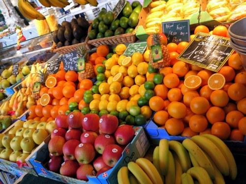 Fresh Fruits in Aix-en-Provence