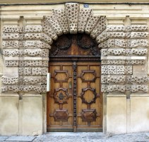 Aix-en-Provence Doorway