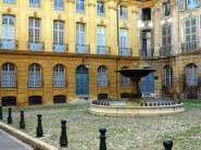 Aix-en-Provence Square