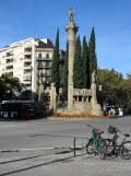 Barcelona Traffic Circle