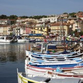 Cassis Fishing Boats