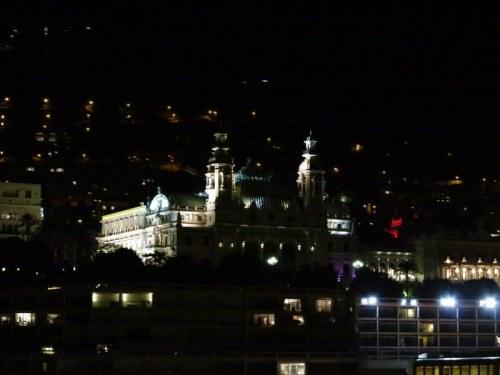 Casino Monte-Carlo at Night