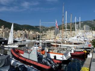 Monaco Boat Harbor
