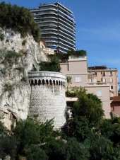 Monaco Fortification