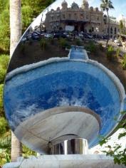 Fountain Outside the Casino