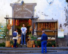 Keeping Shop in Sorrento