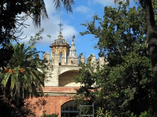 "Reales Alcázares de Sevilla — """