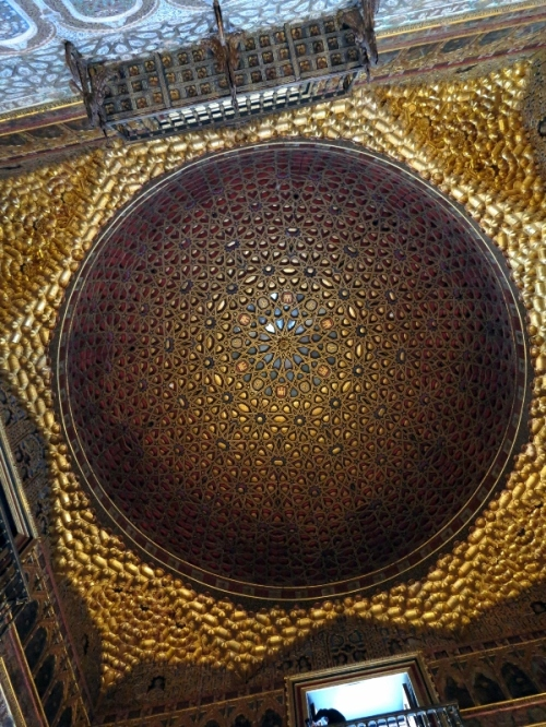 Dome Covering the Hall of the Ambassadors