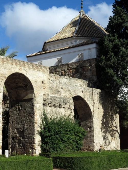 Remnants of the Original Moorish Fortification