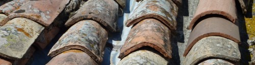 Port Grimaud Roof Tiles