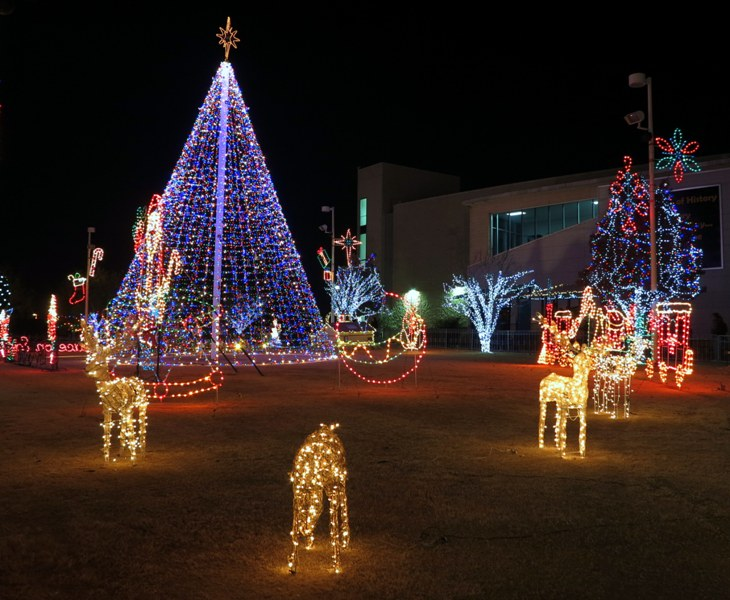 Christmas Lights El Paso