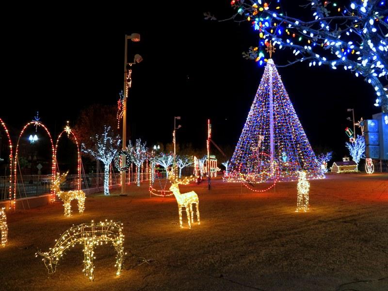 El Paso Christmas 2013 & Fun Photo Friday u2014 Christmas Lights 2013   R. Doug Wicker u2014 Author