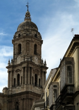 Málaga Cathedral of the Inception — Bell Tower