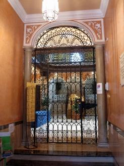Málaga Entryway