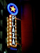 Not Exactly a Christmas Light — Plaza Theatre