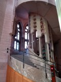 Sagrada Familía Stairs