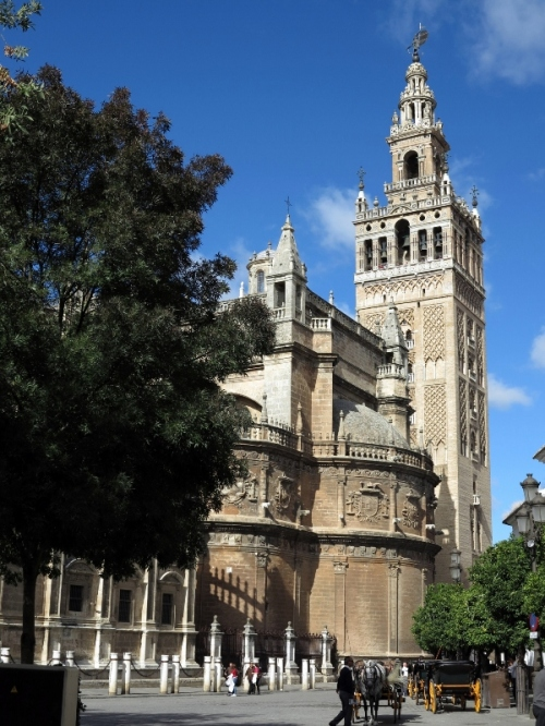 Giralda — The Former Minaret