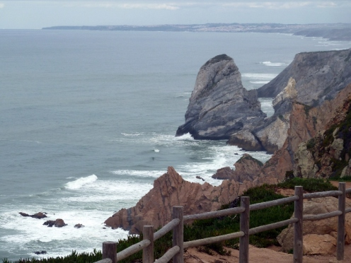 The Granite of Cabo da Roca