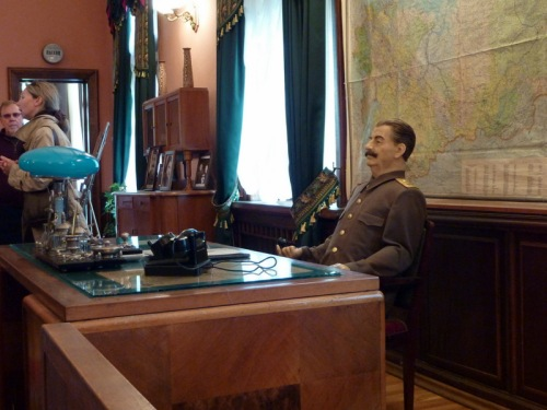 Stalin's Home Office