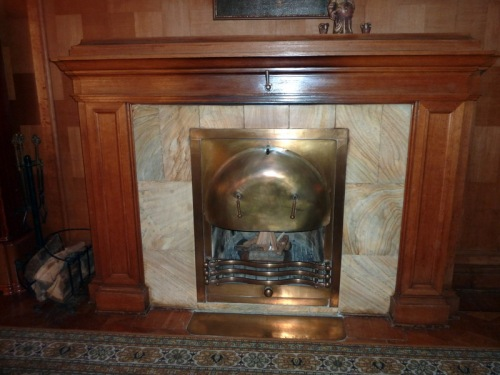 Stalin's Fireplace