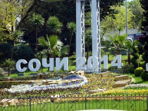 Sochi 2014 — Referring to the Winter Olympics