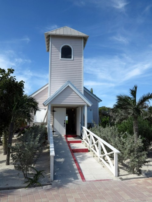 Half Moon Cay Wedding Chapel