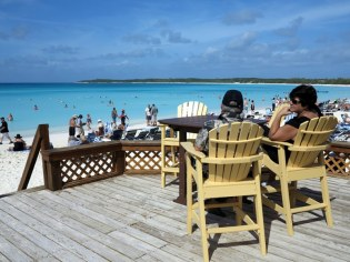 Beach Overlook at Captain Morgan's