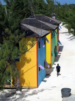Colorful Cabanas