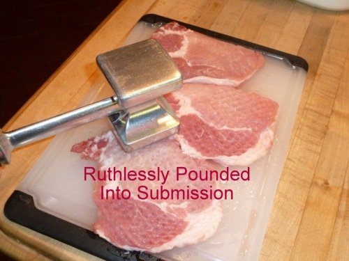 Pound Into Submission