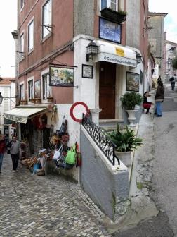 Sintra Street Scene