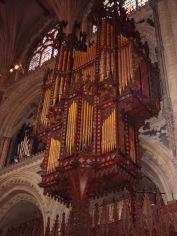 Ely Cathedral organ