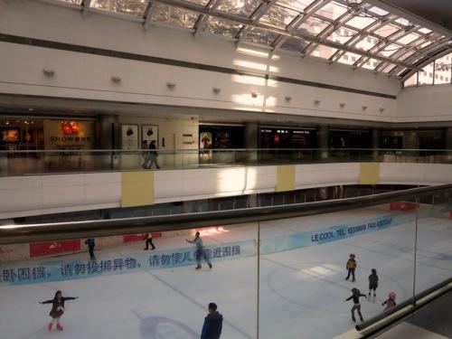 Mall Skating