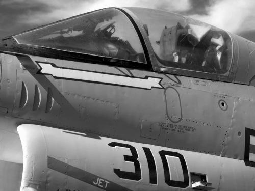 Corsair Cockpit