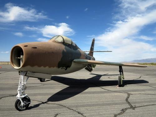 F-84F Thunder Streak