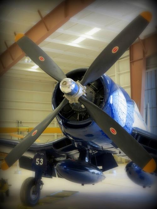 Corsair in Blue