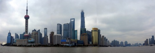 Pudong Panorama