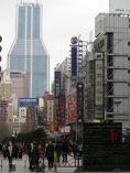 Nanking Road Shanghai