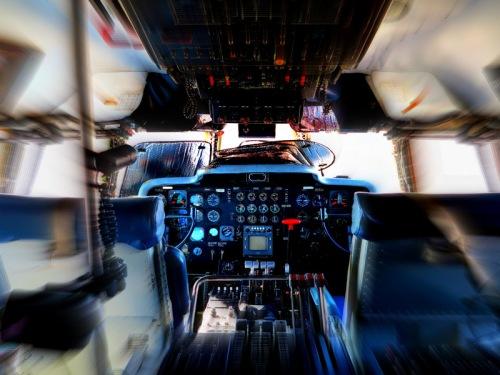 Empty Seats and Dreams of Flight