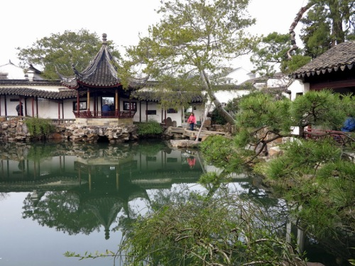 Master of the Nets Garden — Suzhou