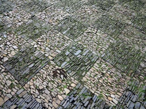 Intricate Mosaic Patio
