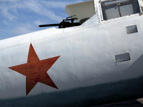 Tupolev TU-2 Gun