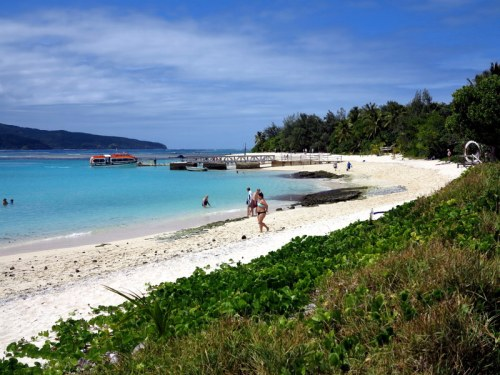 Mystery Island — Vanuatu