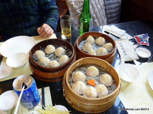 Traditional Dim Sum