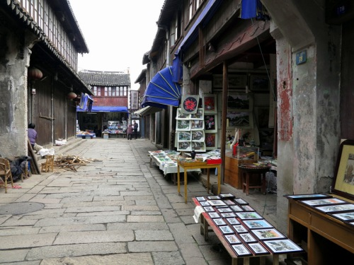 Tongli Streets