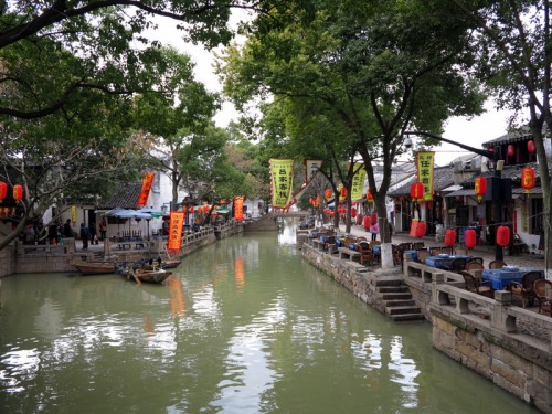 Canals of Tongli