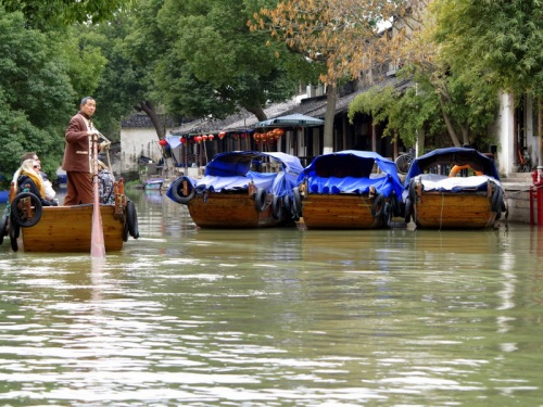 Tongli Gondolas