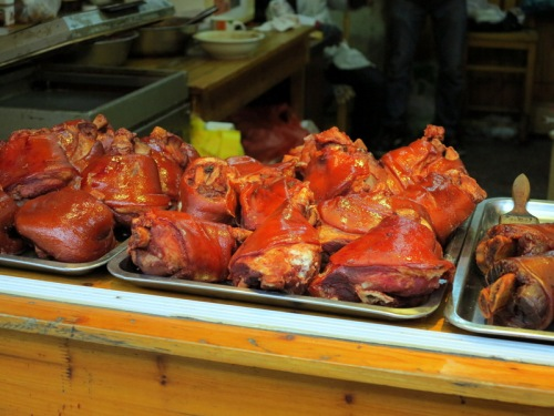 Tongli Street Food