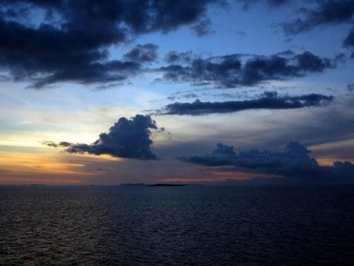 Viti Levu Sunset — Fiji