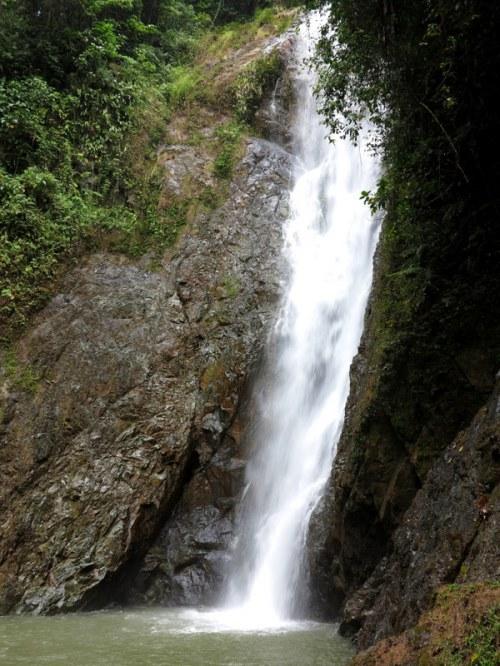 Viti Levu Waterfall — Fiji