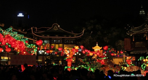 Lantern Festival by Night